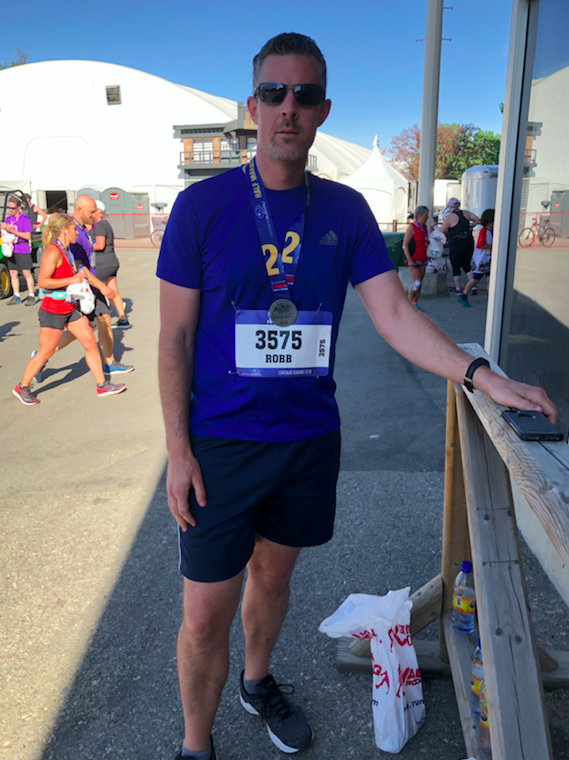 Calgary Marathon recap
